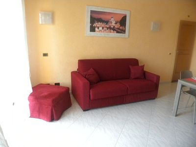 Photo for 2BR Apartment Vacation Rental in Municipio Roma X, Lazio
