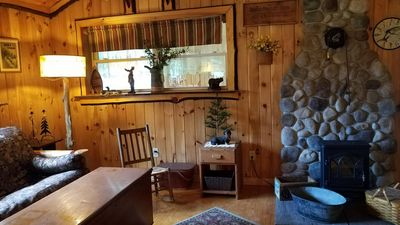 Photo for RUSTIC COUNTRY COTTAGE
