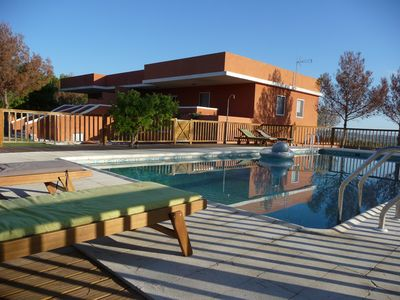 Photo for VILLA 'LOKA Spain' 9 People SWIMMING POOL - WIFI & AIR CONDITIONING - French TV