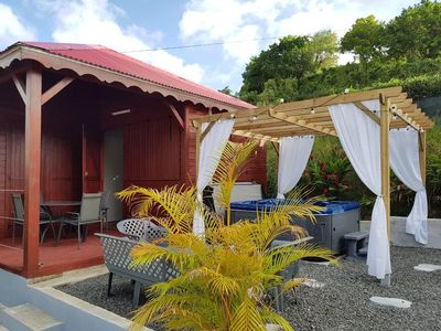 Photo for 1BR Cottage Vacation Rental in Les Abymes, Grande-Terre