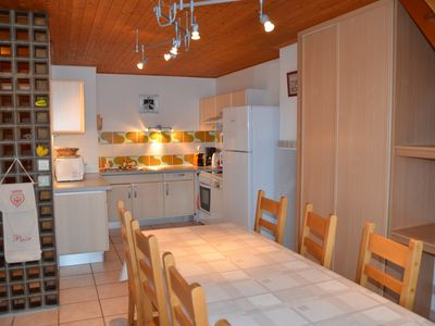 Photo for Duplex apartment in a quiet residence in the centre of the village