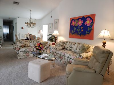 Photo for Delightful 3 Bedroom -2 Bath Spacious and Sunny Condo