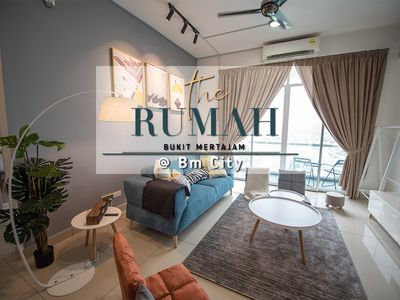 Photo for The Rumah@ BM City 3 bedroom (Mountain view)