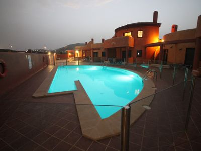 Photo for 1 bedroom apartment private balcony quiet location - Adults only