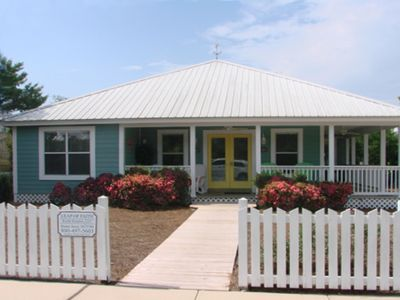 Photo for Leap Of Faith Cottage  FREE Beach Serv.  In Season Mar - Oct!