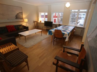 Photo for Reykjavik Apartment - Fantastic Location in Heart of Downtown