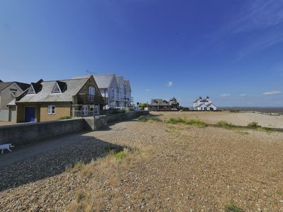 Photo for Beach Front House in Whitstable Sleeps 4
