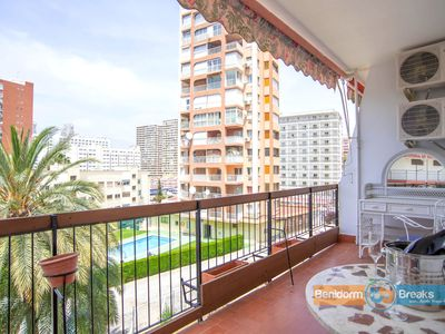 Photo for 3 bed apartment Edificio Algar