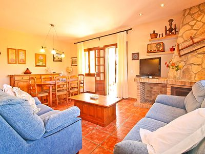 Photo for Vacation home Villa Lavanda in Alcúdia - 6 persons, 3 bedrooms