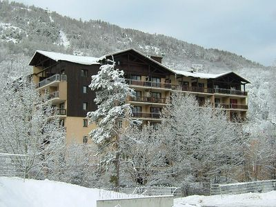 Photo for Briancon - Mélézin - Serre Chevalier Ski - Studio - Sleeps 4