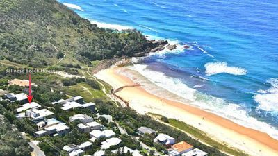 Just meters from stunning Noosa National Park!
