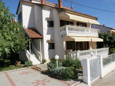 Photo for Apartments Emil, (11893), Diklo, Zadar riviera, Croatia