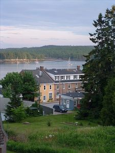 Spend time in the lovely village of Castine