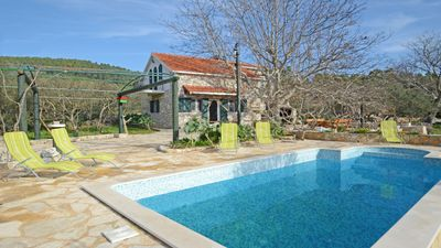 Photo for Pefect Active Holiday in the Villa Katja with Nice Pool