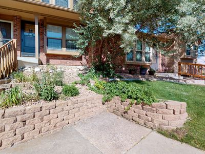 Photo for Spacious, two-story, dog-friendly home w/ a full kitchen & furnished patio