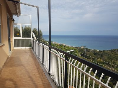 Photo for COUNTRY HOUSE SEA VIEW AND PARKING