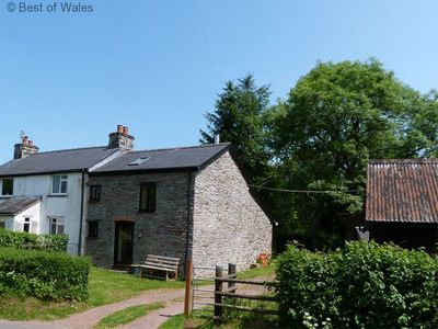 Photo for Cosy Cottage surrounded by stunning landscape in the Brecon Beacons