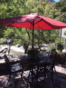 Photo for Sleeps 6 on the River and PET FRIENDLY!