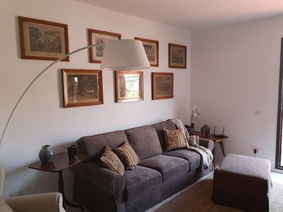 Photo for Sky View in Rome Apartment with terrace, 400 m from the Colosseum