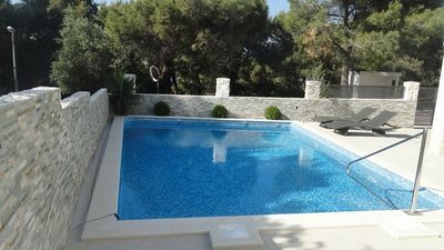 Photo for Nice villa with pool in a great location