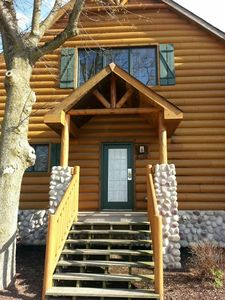 Photo for Luxury Cabin At Grand Bear Near Starved Rock In Utica!!!!!!!