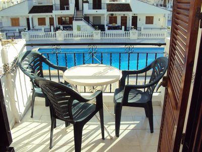 Photo for Apartment Right In The Heart Of Torrevieja With Beautiful Large Swimming Pool