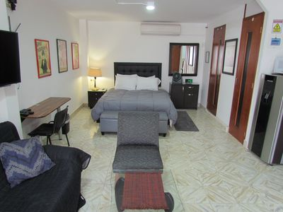 Photo for 4 Seperate Studios Poblado Together sleeps 8 3 Hot tubs. AC Exito 10