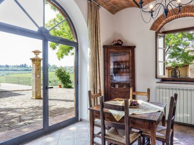 Photo for Apartment Chiantishire retreat in Barberino Valdelsa - 4 persons, 2 bedrooms
