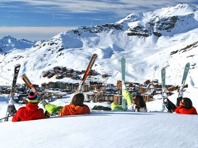 Photo for Apartment Bathurst with Ski-in/Ski-out