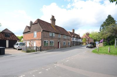 May's House - Fletching, East Sussex