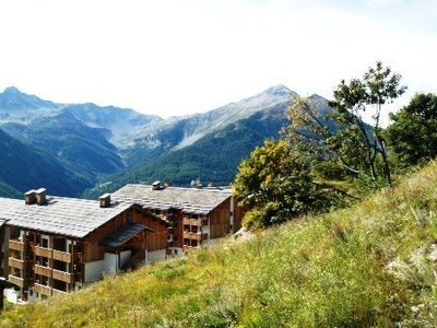 Photo for THREE ROOMS 6 pers - RESIDENCE BALCONS DU SOLEIL in Orcières Merlette - Southern Alps