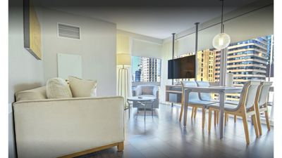 Photo for Block from Time Square! Downtown Condo 1 bedroom deluxe