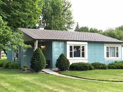 1950's all steel historic Lustron home