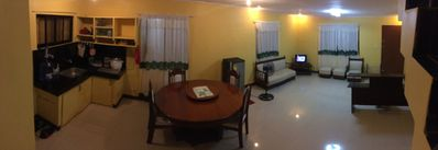 Photo for 3 Bedroom house, 10mins to Malls & the city proper, located in a quiet subd.
