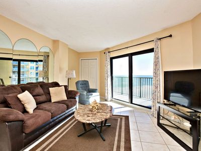 Photo for 9th Floor Penthouse-SE Corner @ Sunglow with Amazing Ocean & Intracoastal Waterway Views-FREE WIFI!!