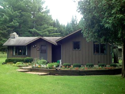 Photo for Secluded home w cabin. Unique Nature Preserve on 350 Private Acres. Pet friendly