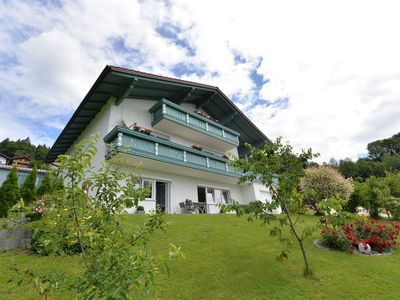 Photo for Apartment in the Bavarian Forest with private terrace and great visibility