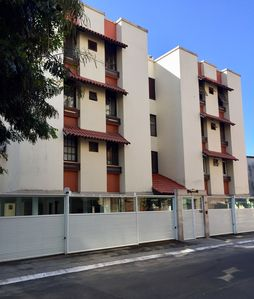 Photo for Well located apartment with WiFi in Praia do Morro