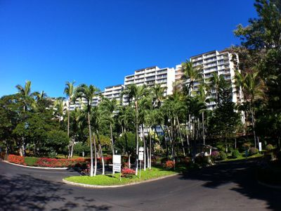 Photo for New Beautiful Ocean & Mountain View Condo with WiFi, Cable, Security 24/7,