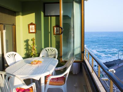 Photo for Apartamento Azahar, vistas al mar y la playa