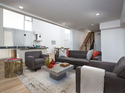 Photo for Sunlight 3 Bedroom Penthouse in the heart of West Hollywood