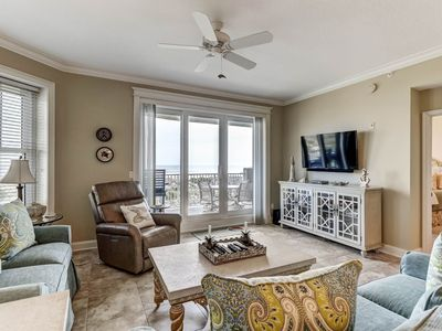 Photo for Beautifully Decorated Oceanfront Condo With Exceptional Ocean Views!! No pets
