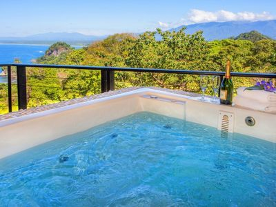 Photo for STUNNING TWO BEDROOM VILLA IN THE HEART OF MANUEL ANTONIO COSTA RICA