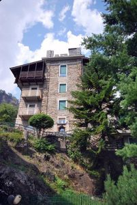 Photo for 2BR Apartment Vacation Rental in Chiesa In Valmalenco