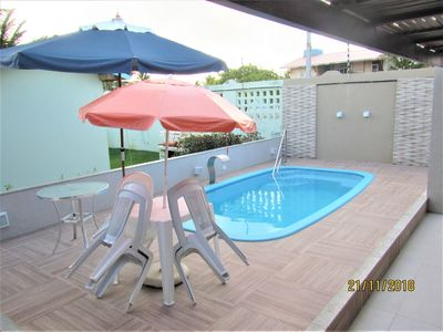 Photo for 4 BEDROOM HOUSE WITH SWIMMING POOL CONDOMINIUM CLOSED IN FRONT OF THE BEACH