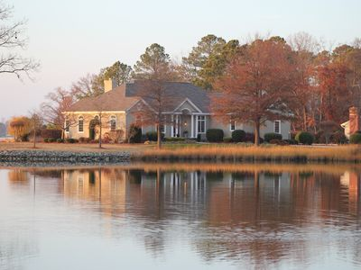 Photo for Awesome Waterfront Home with Amazing Sunsets in the Northern Neck