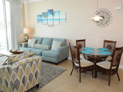 Photo for Poolside paradise on the beach in Biloxi. Discounted extended stays!