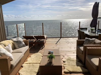 Photo for Luxury Holiday Villa ***** Markermeer Bovenkarspel directly on the Markermeer