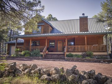10 acre private ranch in the Coconino forest