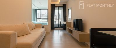 Photo for 🏢 Comfy 1 BR at BTS Thonglor by FlatMonthly